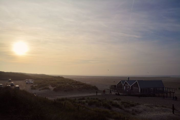 Strand beim Vuurtoren