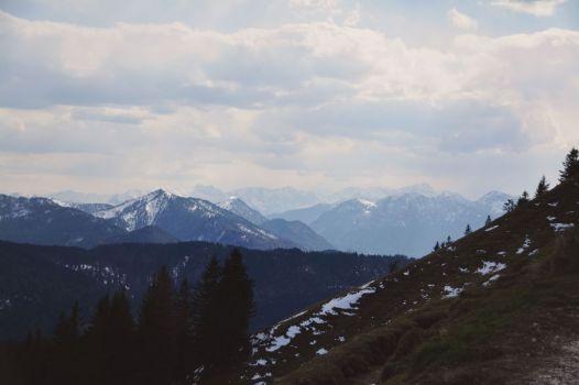 Ausblick vom Zwiesel.