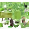Greenery - Farbe des Jahres 2017