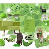 Schönes Hundeleben: Greenery – Farbe des Jahres 2017