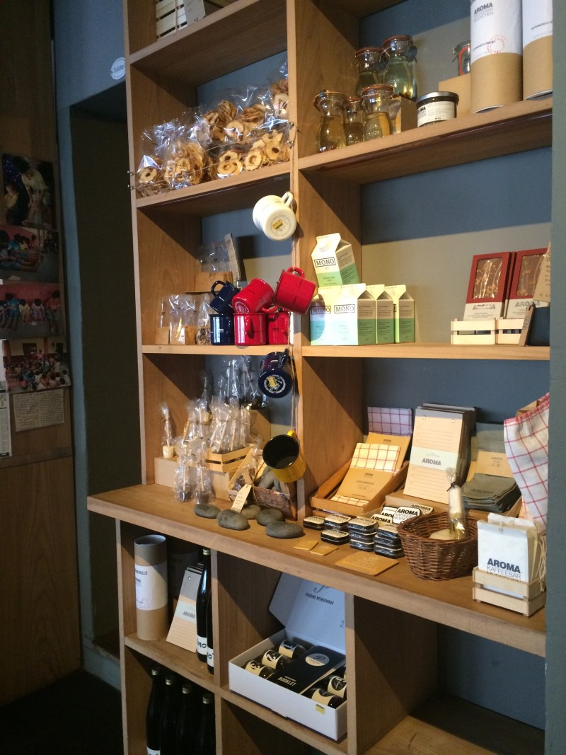 Der Aroma Kaffeebar Kramerladen
