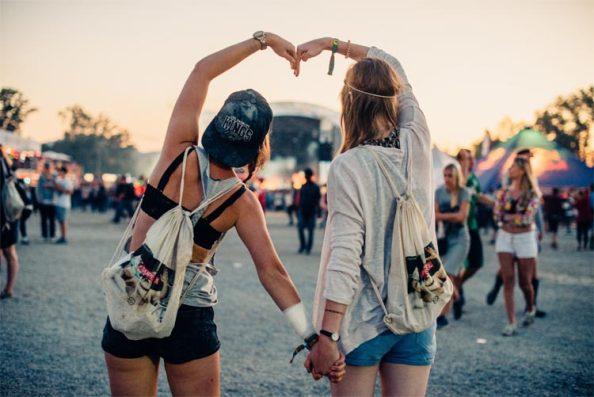 Festival-Vorfreude