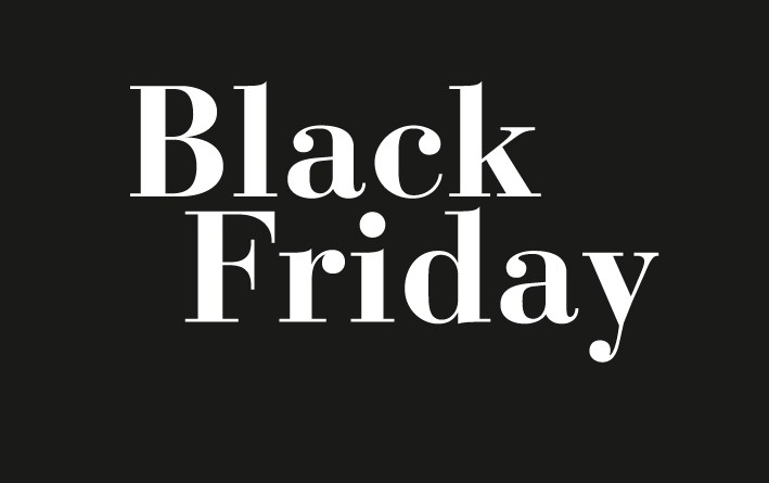 Black Friday Sale Rabatt Shopping