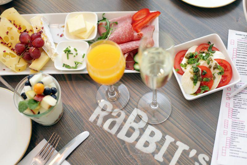 White Rabbits Room Breakfast Munich