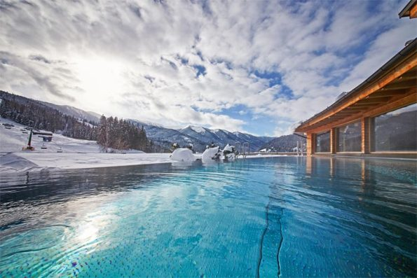 Hotel Inspiration: Winter Getaway Alpen