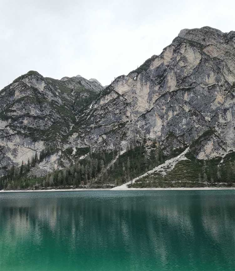 Pragser Wildsee Dolomiten