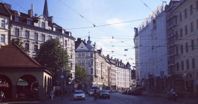 Max-Weber-Platz München