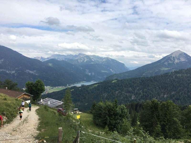 Achensee Trail Hero See