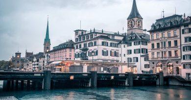 Sehenswürdigkeiten Zürich