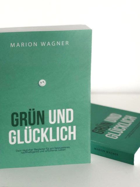 Grün und Glücklich Journal