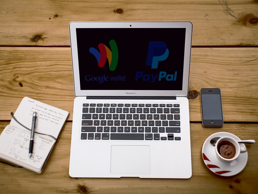 PayPal and Google Wallet Indian debit cards support