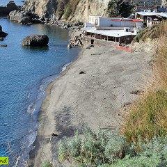 Spiaggia di Cava dell'Isola