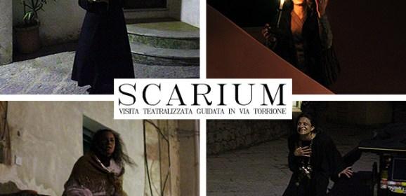 """Scarium"", visita teatralizzata guidata in via Torrione a Forio"