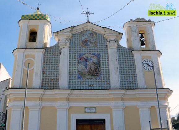 La parrocchia Ss. Annunziata a Campagnano