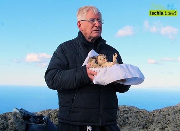 Ischia: Gesù nasce nella chiesa di San Nicola sul Monte Epomeo