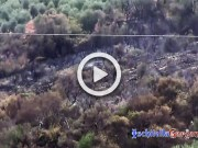 Incendio Ischitella Carpino