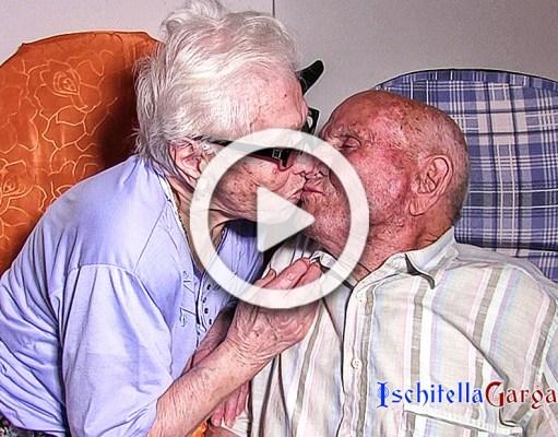 Antonia e Giovanni 73 anni di matrimonio