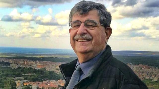 Il sindaco Costantino Ciavarella