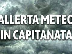 Allerta meteo Capitanata
