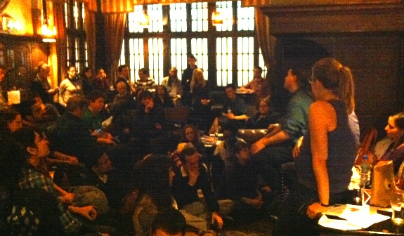 Cosy Science event on the psychology of crowd behaviour