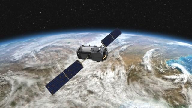 OCO-satellite