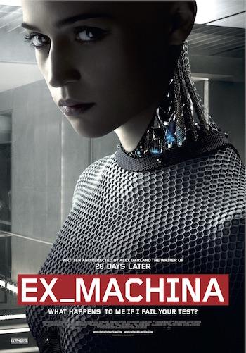 ex mach poster