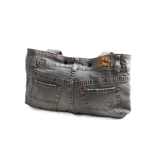 bolso jeans hand made