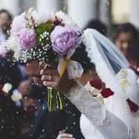 Sitten bei der Hochzeit