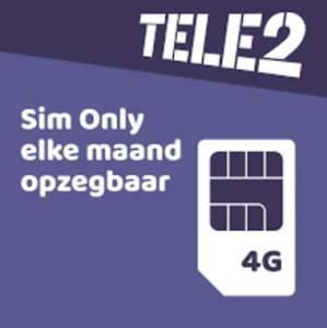 4g abonnement van tele 2