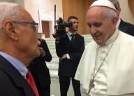 Clóvis Cavalcanti & Pope Francis