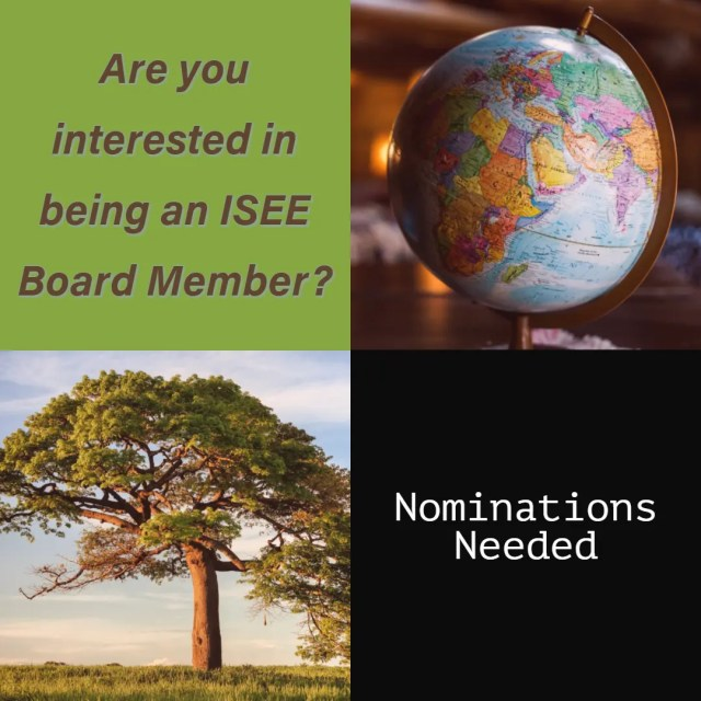 Board Elections for ISEE