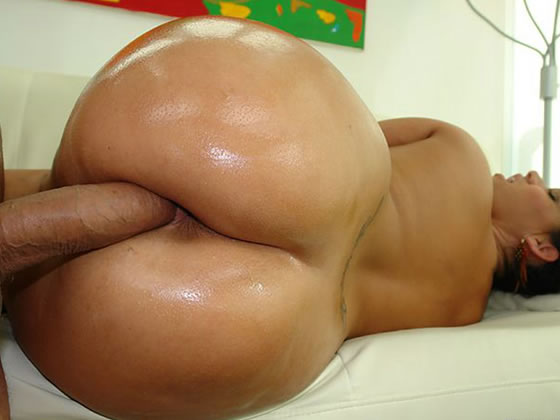 Big Booty Oiled Ass Porn - Oiled Big Booty - DATAWAV