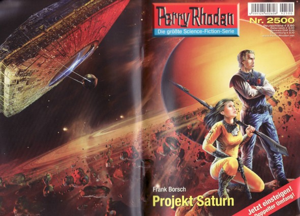 Image result for perry rhodan no 2500