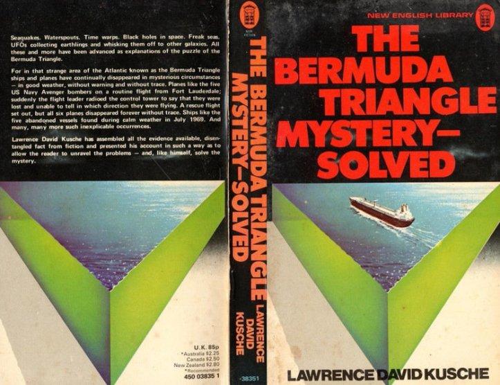 Resultado de imagen para larry kusche bermuda triangle