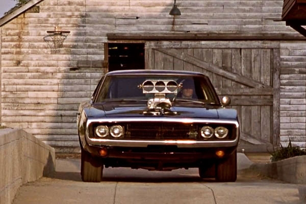 Dom's Dodge Charger R:T