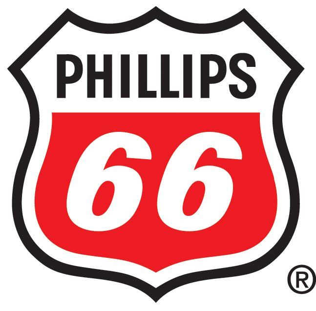 A logo of the energy titan Phillips 66