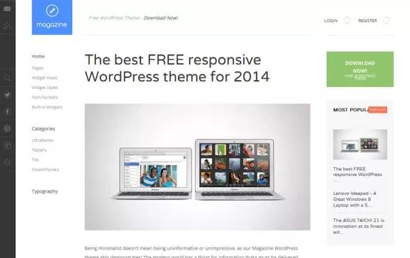 Magazine-Free-WordPress-Theme