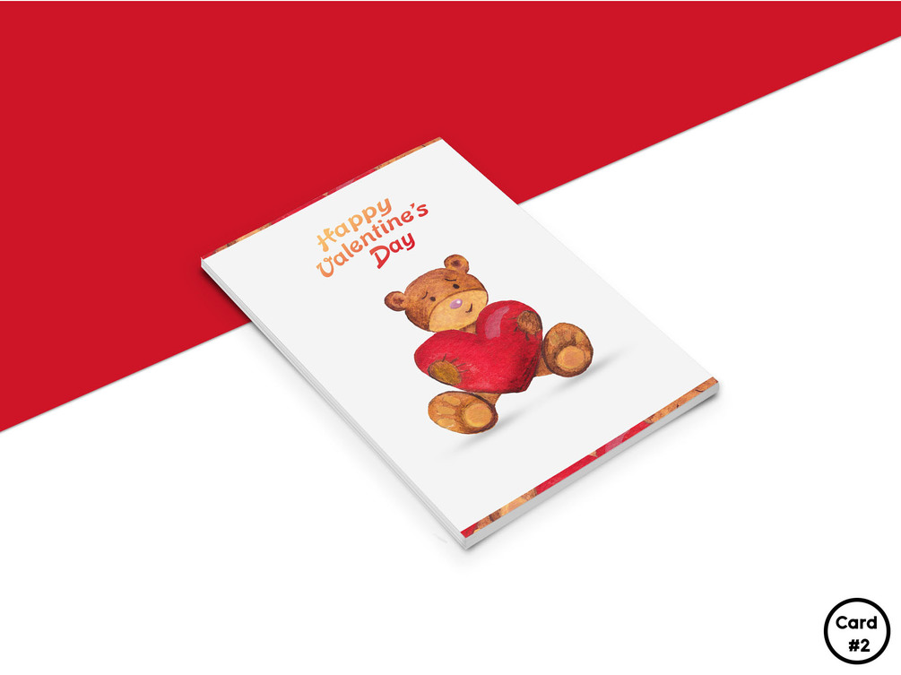Beautiful Valentine's day Cards 2016 card 2