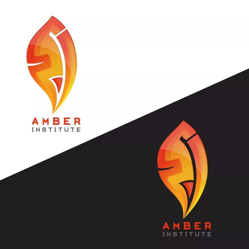 Amber Arbic Logo Design