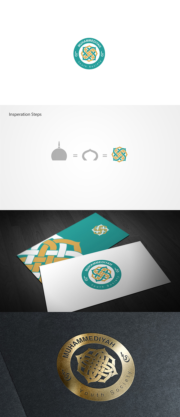 islamic logo design for mosque and masjid
