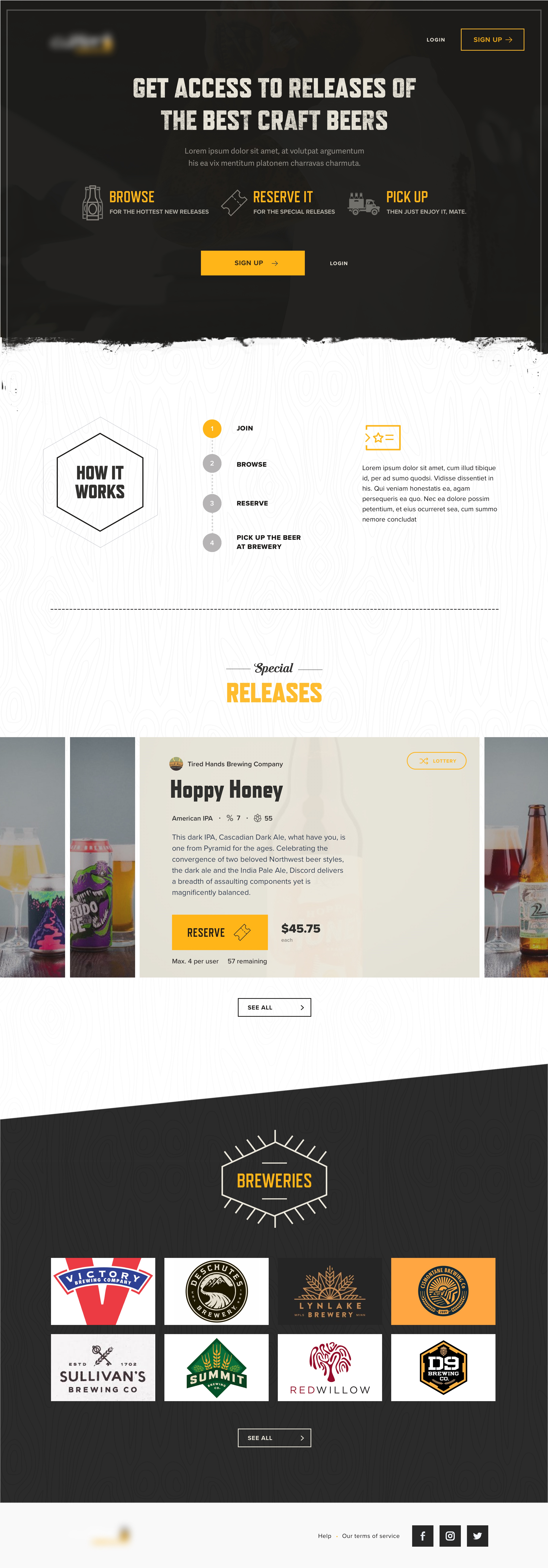 35 Clean And Creative Website Design Ideas For Inspiration
