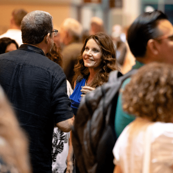 Networking options - Welcome Reception
