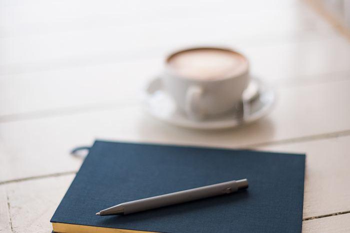 Appreciating The Old School, Pen & Paper Running Log  [journal entry ]