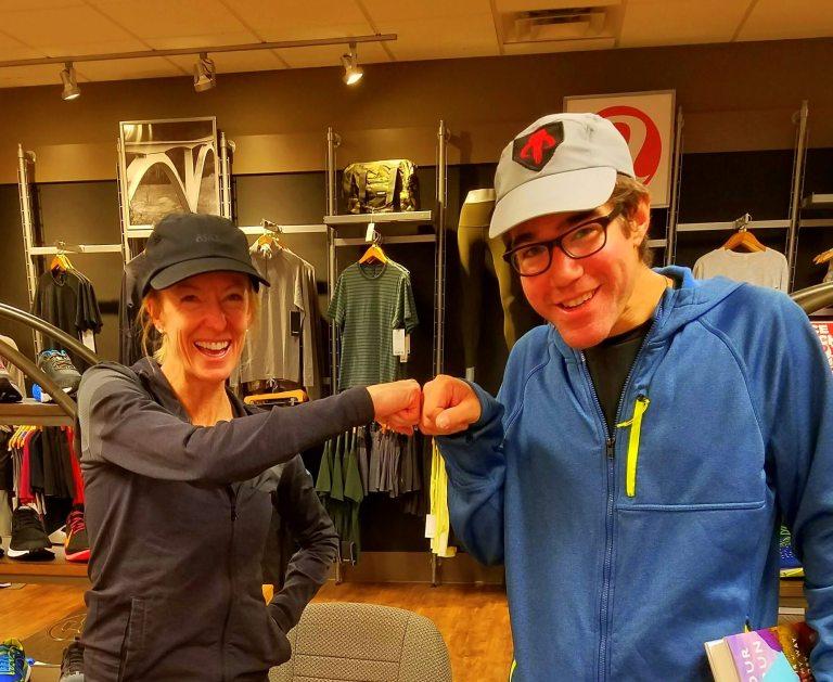 Journal: Ran 3 Miles with Deena Kastor!