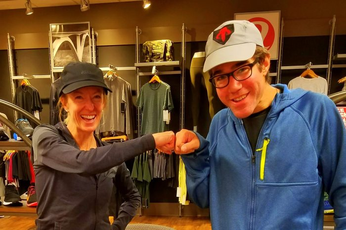 Journal: Ran 3 Miles with Deena Kastor!