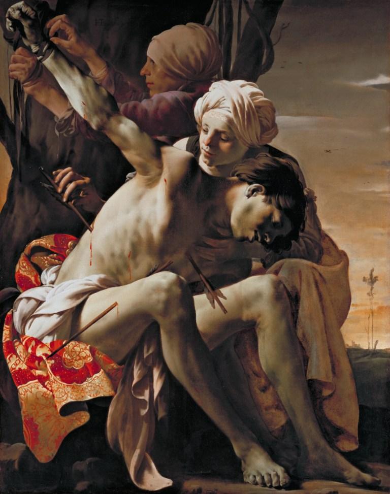 St. Sebastian: Patron saint of athletes