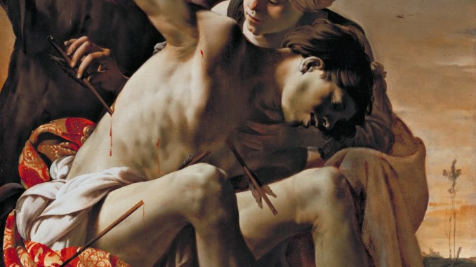 Prayer to St. Sebastian, patron saint of athletes