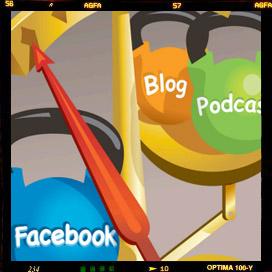 Marketing Strategie Plan Social Media