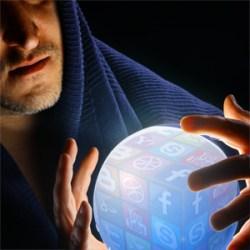 Marketing Strategie Plan Social Media Integration Challenge Prognosen Social Media 2012