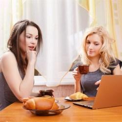 Marketing Strategie Plan Social Media Frauen und Social Media